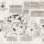 Royal Kona Resort Map