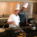 Chef Leonardo was so patient and knowledgeable!