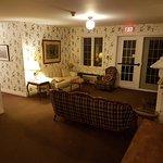 """Common room in """"The House Next Door"""""""