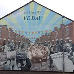 VE Day, Percy Street