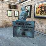 William Conor, the man and his work