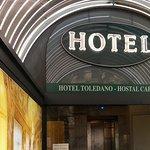 Hotel Toledano and Hostal R. Capitol Photo