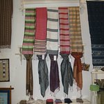 Sample of scarves