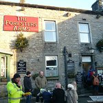 Foresters Arms Grassington.