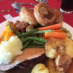 Poor bought in carvery