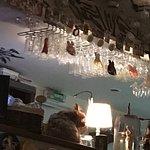 Le comptoir du bar