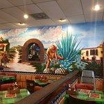 Lovely restaurant, beautiful decor