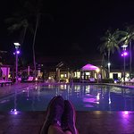 night time at Divi Aruba