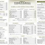 California Fish Grill Foto