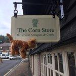 Tea Room at The Corn Store