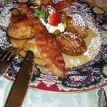 Gourmet Breakfast main course