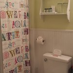 The Sewing Room Bathroom