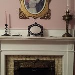 The Sewing Room Fireplace