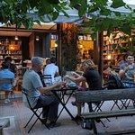 The PERFECT neighborhood bookstore/cafe!