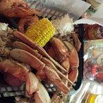 seafood boil...
