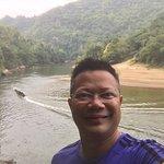 River Kwai Jungle Rafts Foto