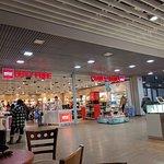 Foto de Buffet caffe Riga Airport