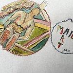 Mio francobollo dedicato al caffè