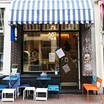Our location situated in the Nine Streets. Berenstraat 38