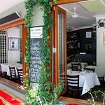 Join the locals and dine at bei amici