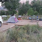 Watchman Campground Picture