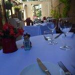 Al fresco dining at its best