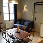 Appartement clos Berthot. 4 personnes. RDC