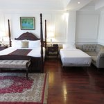 premier room with extra bed