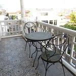 balcony of room 504