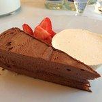 SKØN chokoladekage