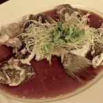 This Goby fish dish was served in portions and charged in portions.
