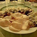 Peking Duck dish, a hot favourite.