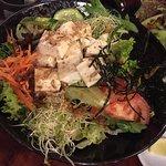 Casual dinner in Sapporo restaurant
