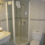 The bathroom - Room 412
