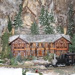 The lodge at Yosemite National Park (?)>