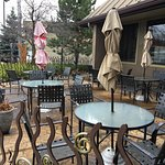 Mamasan's - outdoor tables