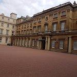 Innenhof Buckingham Palace