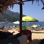 Yelapa beach-gorgeous water and scenery.