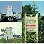 La Maison du Capitoline --Private lighthouse near Nicolet,Canada