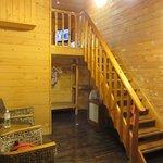 TATAMI房里面不太差, 只是洗手間和浴室差, 到不想用的地步