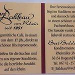 Cafe Baldeau Foto