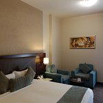 Double occupancy King size beds