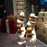 liebevolle Decko - da wird auch der Osterhase warm eingepackt