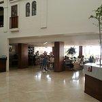 Lobby, Pub Bar and Restaurant area.