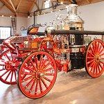 1911 American La France Steam Engine