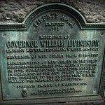 Liberty Hall plaque