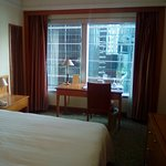 Double room with Harbour view...!!