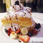 Fruit Napolean