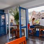 Vista de nuestro restaurante