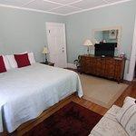 Room #4 King Room 2nd Floor